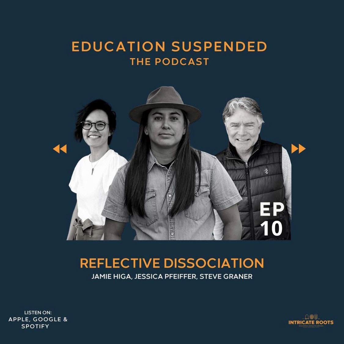 Episode 10: Reflective Dissociation